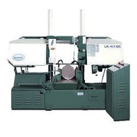 Semi Automatic Double Column Bandsaw Machine