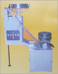 Multiple Spindle Vertical / Knurling Beading Machine