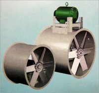 TUBE AXIAL FLOW FANS