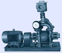 Liquid Ring Vacuum Pumps With Motor