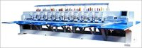Heavy Duty Computerized Taping Embroidery Machine