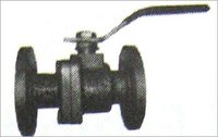 LEVER OPERATED BALL VALVES