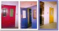 Flush Metal Doors