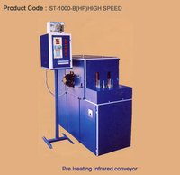 High Speed Pre Heating Infrared Conveyor Machine