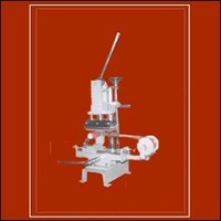 Manual Round Stamping Machine