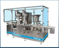 AUTOMATIC FILLING & CLOSING MACHINE FOR STERILE POWDER