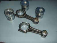 Connecting Rod & Piston (Rings & Liner)