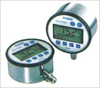 PRECISION PRESSURE GAUGES