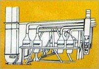 RICE GRADATION MACHINE