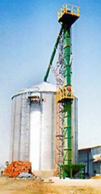 Bucket Elevator For Handling Maize