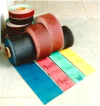 ABRASIVE ROLLS