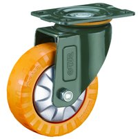 POLYURATHANE SKID PROOF CASTER WHEELS