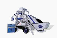 Mobile Batch Mix Plant