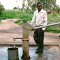 Water Hand Pump