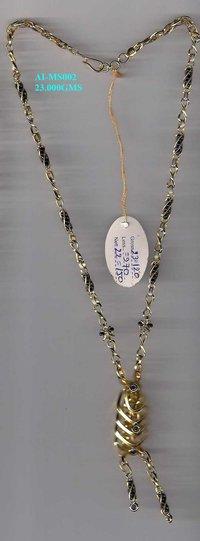 Necklace cum Mangalsutra