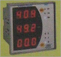3 PHASE VAF METER
