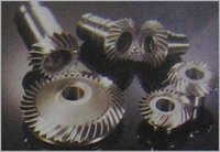 GROUND SPIRAL BEVEL GEARS