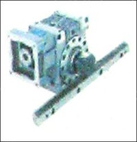 SERVO WORM GEAR BOX