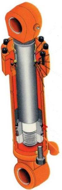 Earthmoving Machinery Hydraulic Cylinder