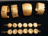 Gold Plated Silver Jewellery