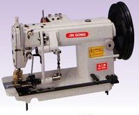 2 Needle Pleated Sewing Machine