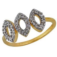 DESIGNER LADIES DIAMOND RING