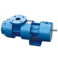 Single-Absorb Twin Screw Pump