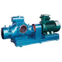 Double-Absorb Twin Screw Pump