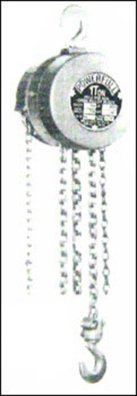 Heavy Duty Chain Pulley