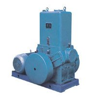 H Rotary Piston Vacuum Pump