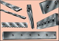 Knives for Sheet Metal Industries