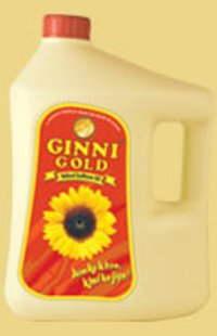 GOLD REFINED SUNFLOWER OIL