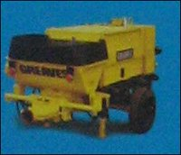 PORTABLE CONCRETE PUMPS