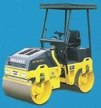Greaves Bomag Tandom Vibratory Rollers