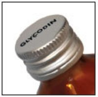 MEDICINE BOTTLE ALUMINUM CAPS
