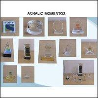 Acrylic Mementoes