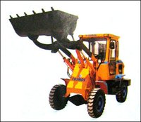 4 Wheel Drive Hydraulic Loader