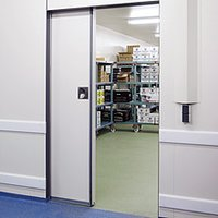CHILLERS SLIDING DOOR