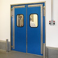Pmz Type Sliding Door