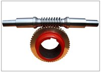 WORM AND WORM WHEEL GEAR