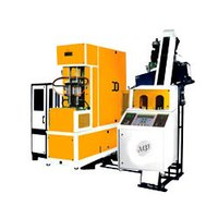 Semi Automatic Pet Blow Molding Machinery