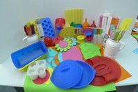 Assorted Silicone Products