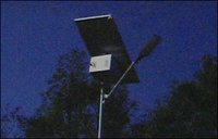 SOLAR GARDEN LIGHT