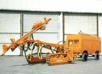 Pneumatic Top Hammer Track Drill