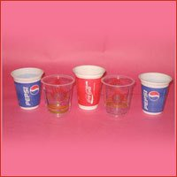 Disposable Plastic Beverage Glasses