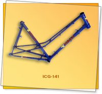 French Type Ladies Cycle Frame