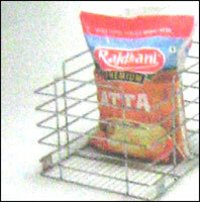 Ss Wire Grain Basket