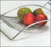 Ss Wire Fruits Basket