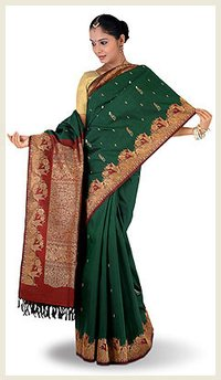 Kancheepuram Pure Silk Saree