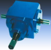 STRAIGHT BEVEL GEAR BOXES